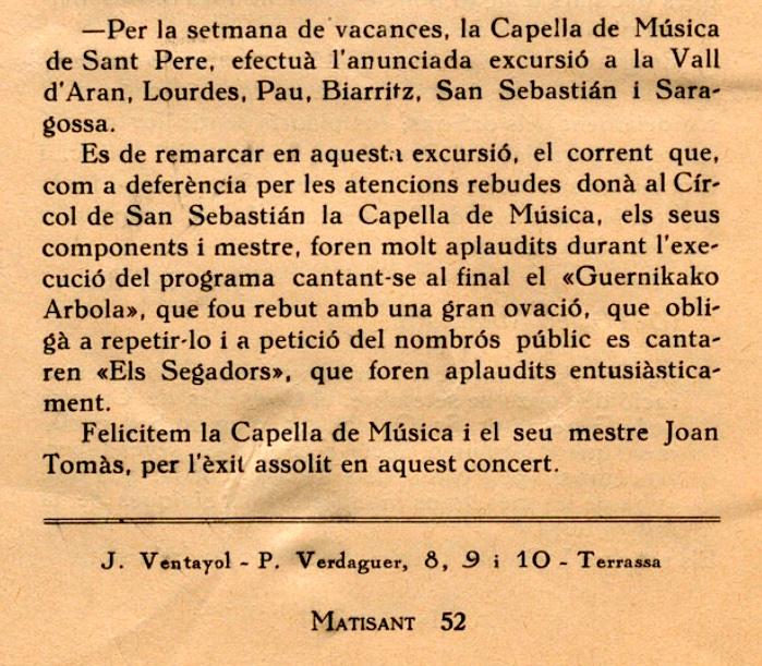 Matisant, núm. 4, juliol-agost de 1932